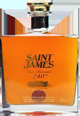 St james cuvee 240th anniversary rum