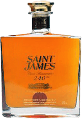 Medium st james cuvee 240th anniversary rum