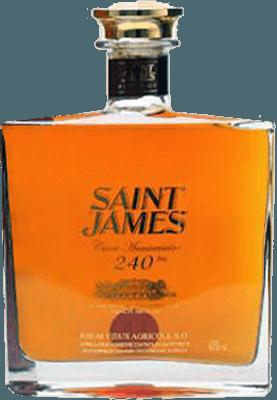 Medium st james cuvee 240th anniversary rum