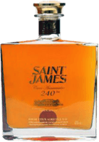 Small st james cuvee 240th anniversary rum