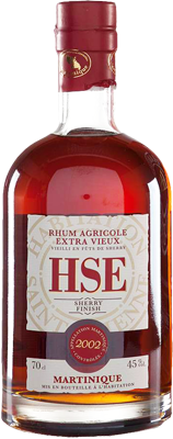 Hse sherry finish rum