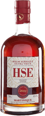 Medium hse sherry finish rum
