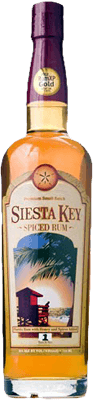Medium siesta key spiced rum