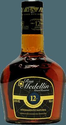 Medium ron medellin gran reserva 12 year rum