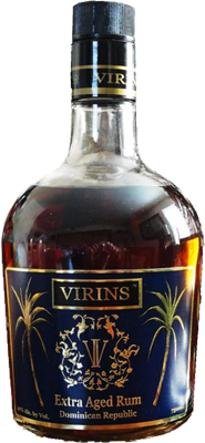 Virins extra aged rum