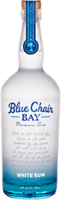 Small blue chair bay white rum