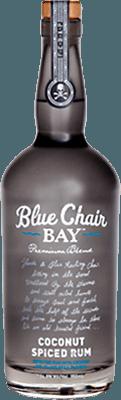 Medium blue chair bay coconut spiced rum