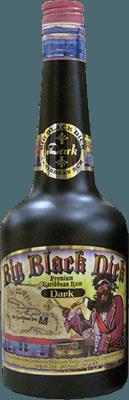 Medium big black dick dark rum