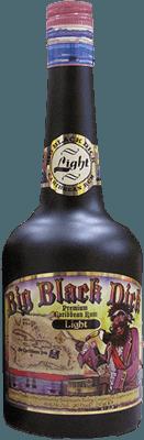 Medium big black dick light rum