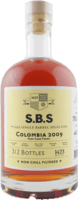 S.B.S. 2009 Colombia Port Cask Finish 10-Year rum