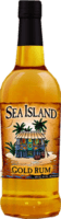Small sea island gold rum
