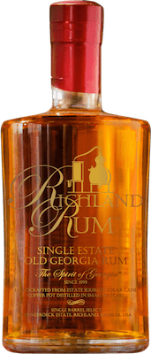 Medium richland single estate old georgia rum 400px