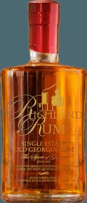 Medium richland single estate old georgia rum 400px