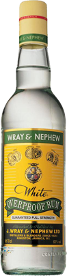 Wray   nephew white overproof rum