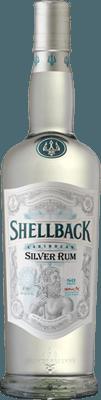 Medium shellback silver rum