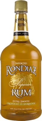 Medium ron diaz superior rum