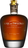 Small kirk and sweeney 12 year rum
