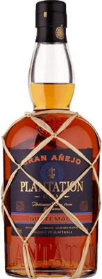 Medium plantation gran anejo guatamala