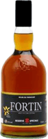 Small fortin black label 8 year rum