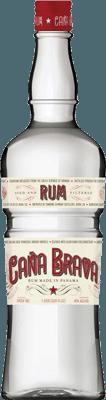 Medium cana brava light rum