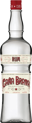 Medium cana brava light rum