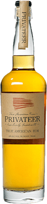 Medium privateer american amber rum