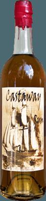 Medium castaway gold rum