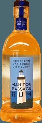 Medium manitou passage light rum