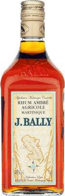 Medium j bally ambre rum