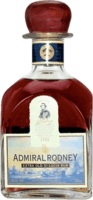 Small admiral rodney  extra old 12 year rum