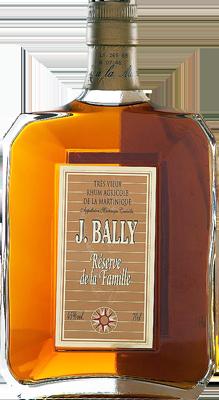 J bally vieux reserve de la famille rum