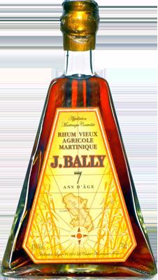 J bally 7 year rum