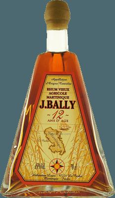 Medium j bally 12 year rum