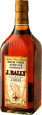 Bally 2000 rum
