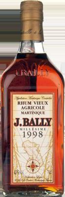 J bally 1998 rum