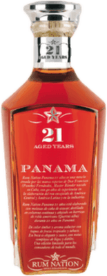 Medium rum nation panama 21 year rum orginal 400px