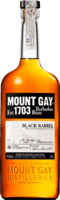 Small mount gay black barrel rum