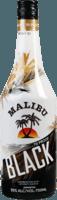 Small malibu black rum