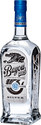 Medium bayou silver rum