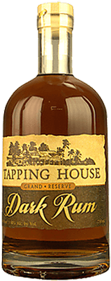 Medium tapping house dark rum