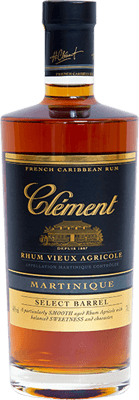 Clement Select Barrel rum
