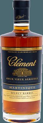 Medium clement select barrel rum