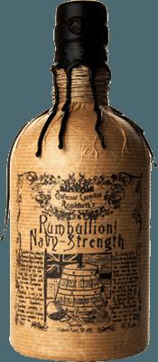 Medium rumbullion navy strength rum