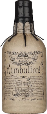 Rumbullion spiced rum 400px