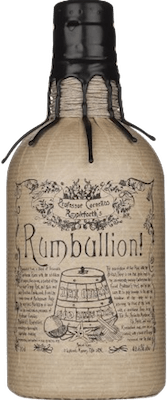 Medium rumbullion spiced rum 400px