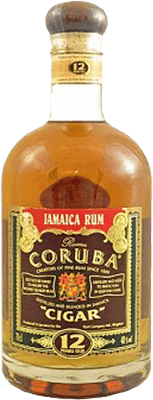 Medium coruba 12 year rum