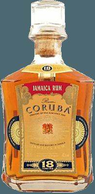 Medium coruba 18 year rum