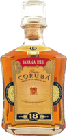 Small coruba 18 year rum