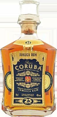 Coruba 25 year rum