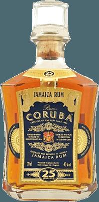 Medium coruba 25 year rum